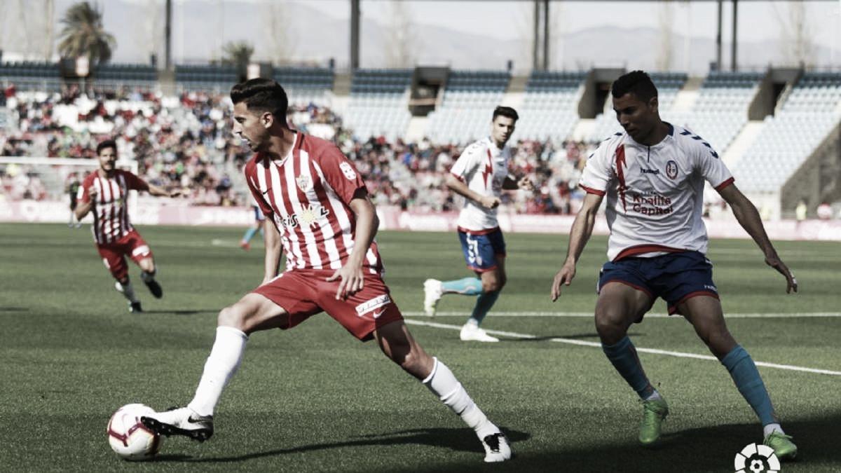 El Rayo Majadahonda saca un punto de oro en Almería