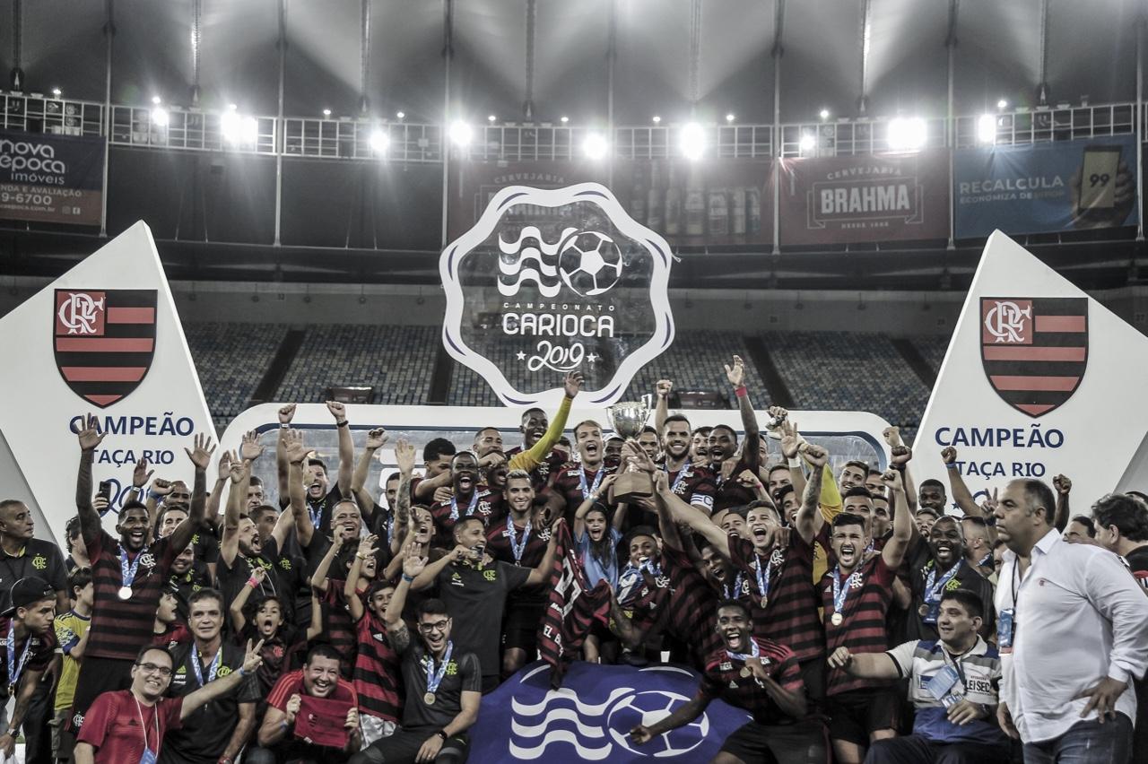 Arrascaeta brilha no fim, Flamengo bate Vasco nos pênaltis e conquista a Taça Rio