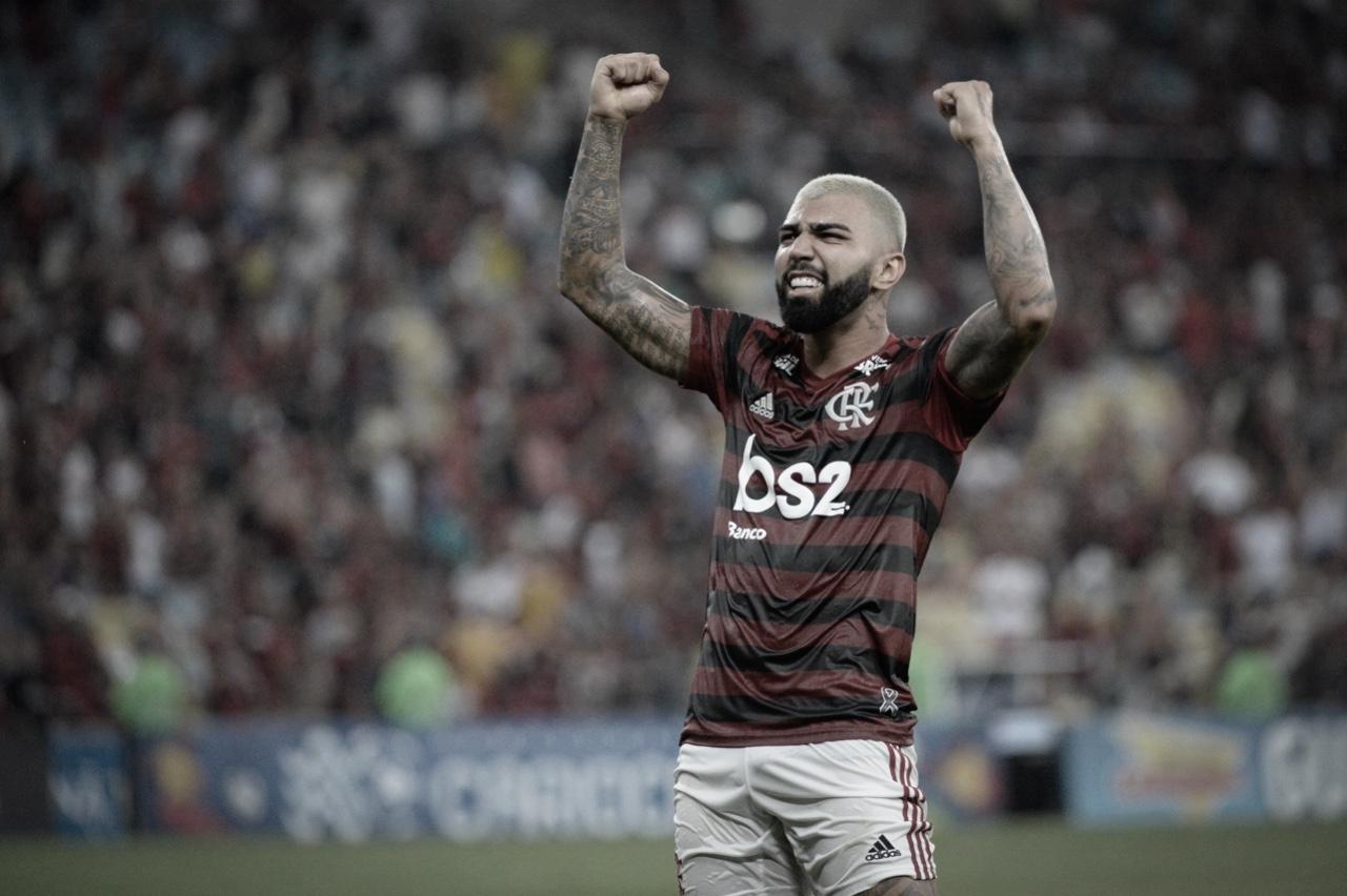 Gabigol sai do banco para decidir, Flamengo elimina Fluminense e vai à decisão do Carioca