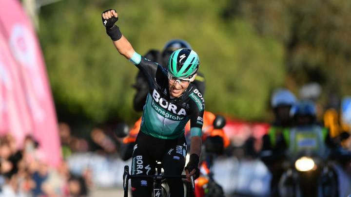 Buchmann desbanca a Schacmann y da un golpe en la Vuelta al País Vasco