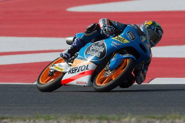 Moto3 Montmeló: prima vittoria per Marquez con largo distacco, Bastianini 2° da record
