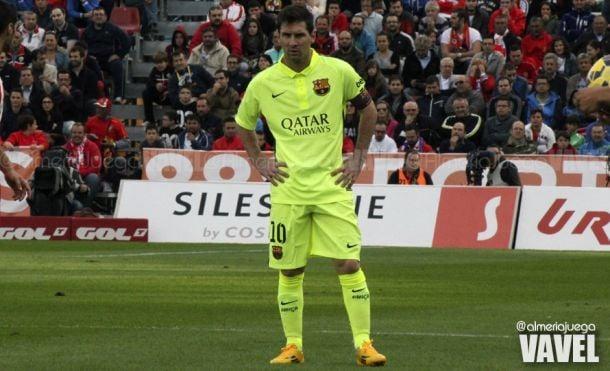 Live Liga BBVA : le match Getafe - FC Barcelone en direct