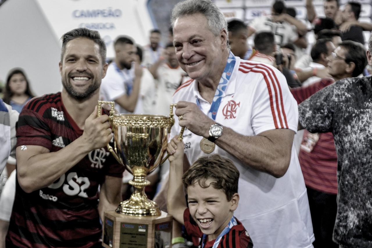 """Mesmo após conquistar o título Carioca, Abel alerta: """"Não foi nossa melhor partida no ano"""""""