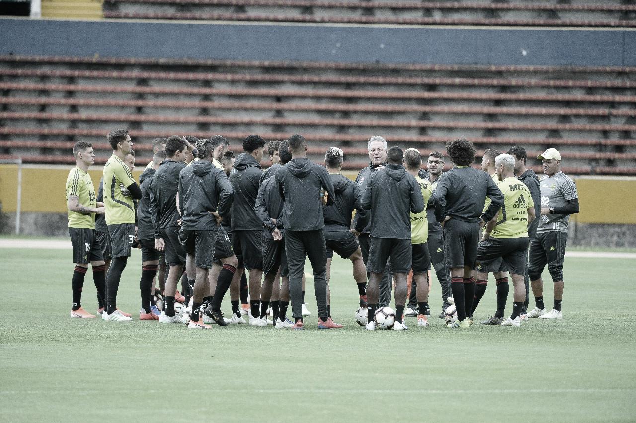 Além da classificação, Flamengo busca marca inédita na temporada contra a LDU-EQU