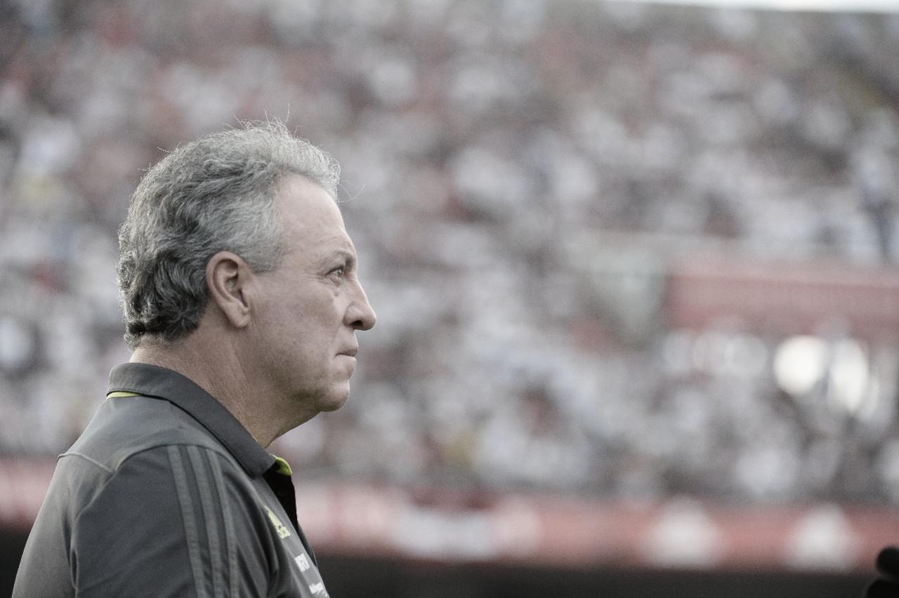 """Muito criticado pela torcida, Abel destaca apoio dos jogadores: """"Meu grupo precisa de mim"""""""