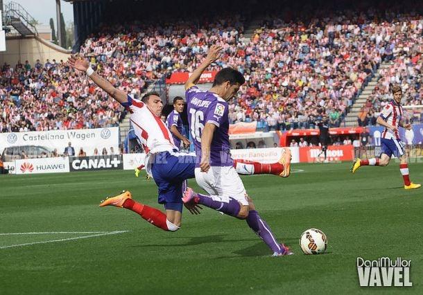 Atlético de Madrid- RCD Espanyol: puntuaciones del Espanyol, jornada 8