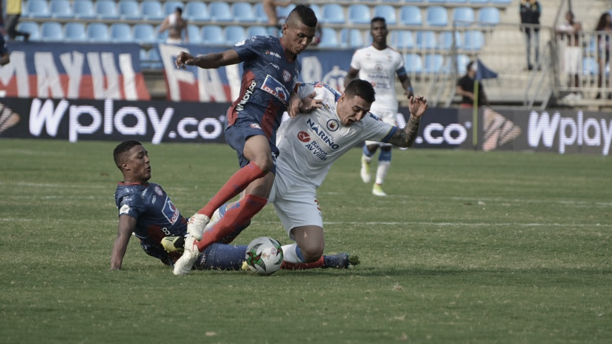 Unión Magdalena y una dura derrota ante Deportivo Pasto