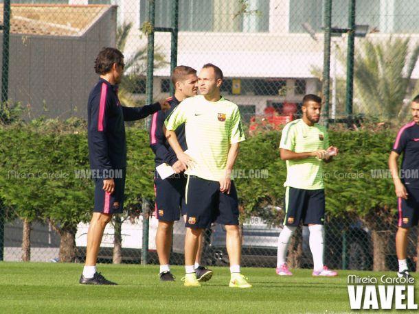 """Iniesta: """"El Ajax es un equipo al que también le gusta tener el balón."""""""