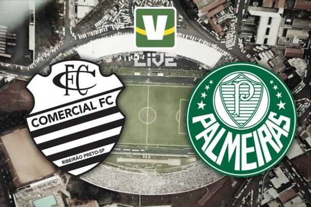 Comercial x Palmeiras, Campeonato Paulista