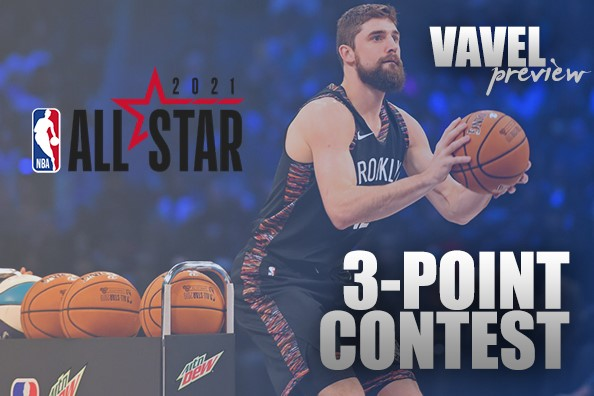 All-Star Weekend: MTN DEW 3-Point Contest Preview