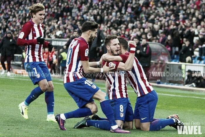 Atlético de Madrid põe fim à sequência negativa e volta a vencer no Espanhol