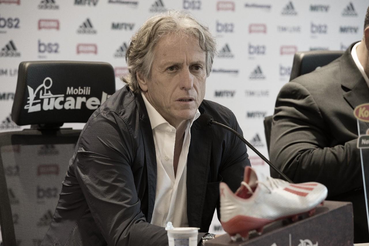 """No Flamengo, Jesus afirma entender cobrança da torcida: """"É preciso além da vitória"""""""