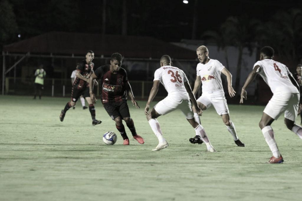 Estreante, Osmar Loss lamenta nervosismo do Vitória em mais uma derrota em casa