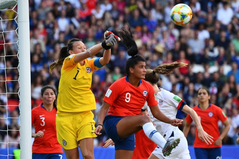 2019 FIFA Women's World Cup: USA beats Chile 3-0 to secure place in the Round of 16