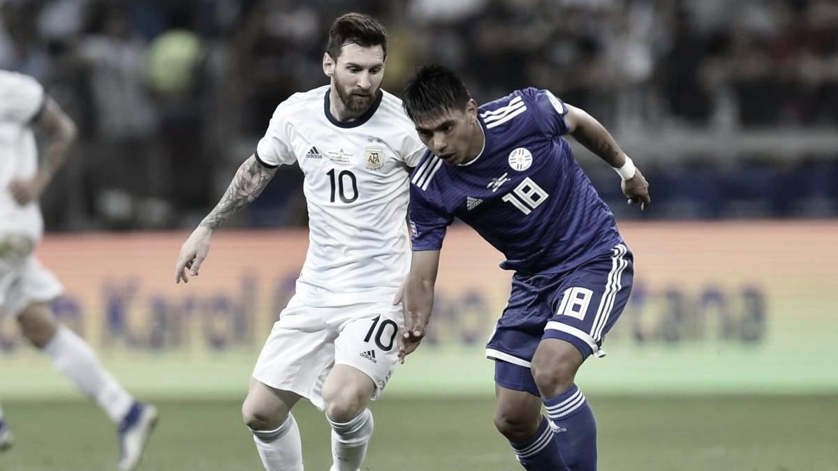 Argentina vs Paraguay, un juego con poco fútbol y mucha necesidad