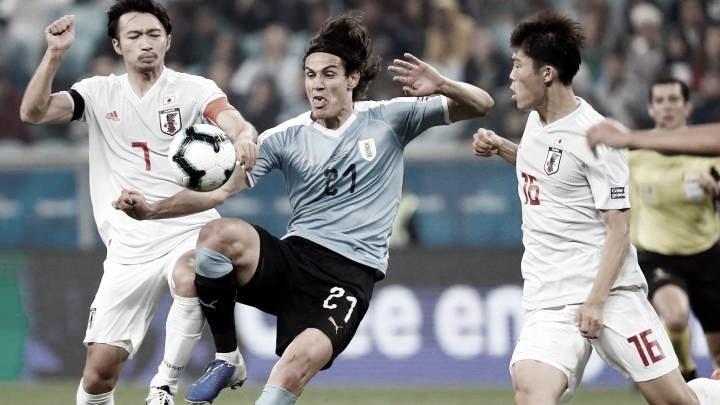Empate en Porto Alegre aplazó la clasificación de Uruguay en la Copa América