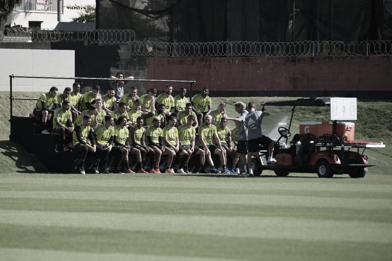 Melhores momentos Flamengo 3x1 Madureira no jogo-treino 2019