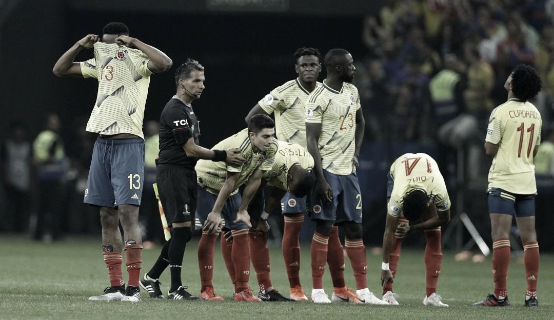 Los penales, la serie que acabó con la ilusión colombiana ante Chile