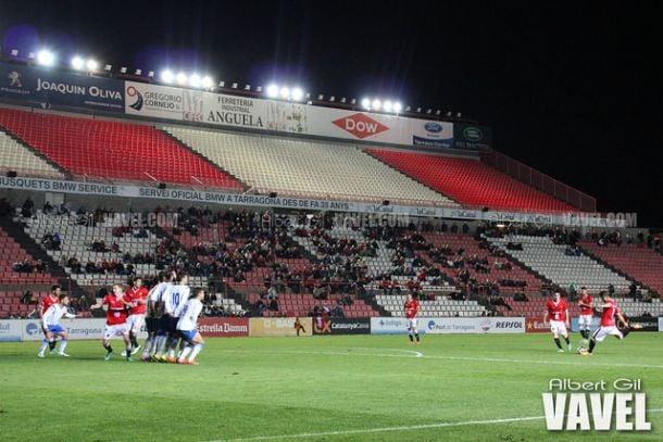 La entrada doble para el Nàstic - Lleida Esportiu ya tiene ganador