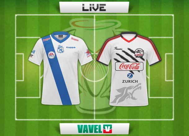 Resultado Puebla - Lobos BUAP en Semifinales Copa MX (1-1)