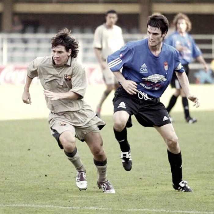 El día que la historia de Messi y la Peña Sport se cruzaron