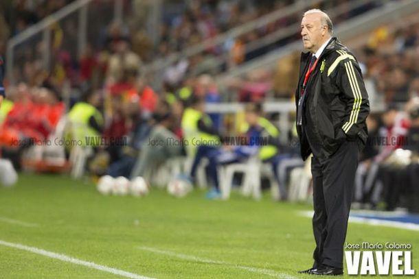 """Vicente del Bosque: """"Puede que haya alguna novedad"""""""
