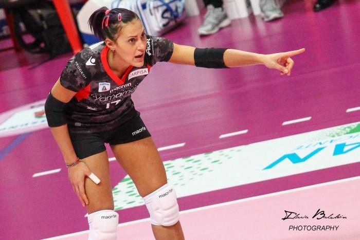 Volley, A1 femminile - Nella decima giornata crolla solo Scandicci