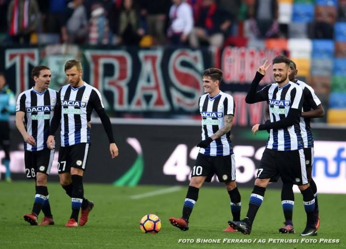 Udinese - Con la Sampdoria per capire di che pasta si è fatti