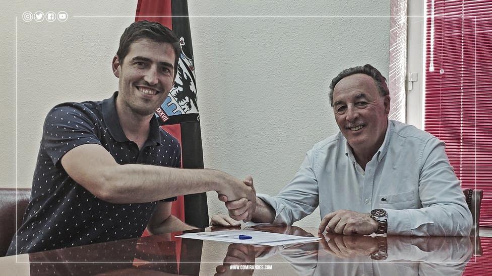 Andoni Iraola entrenará al Mirandés