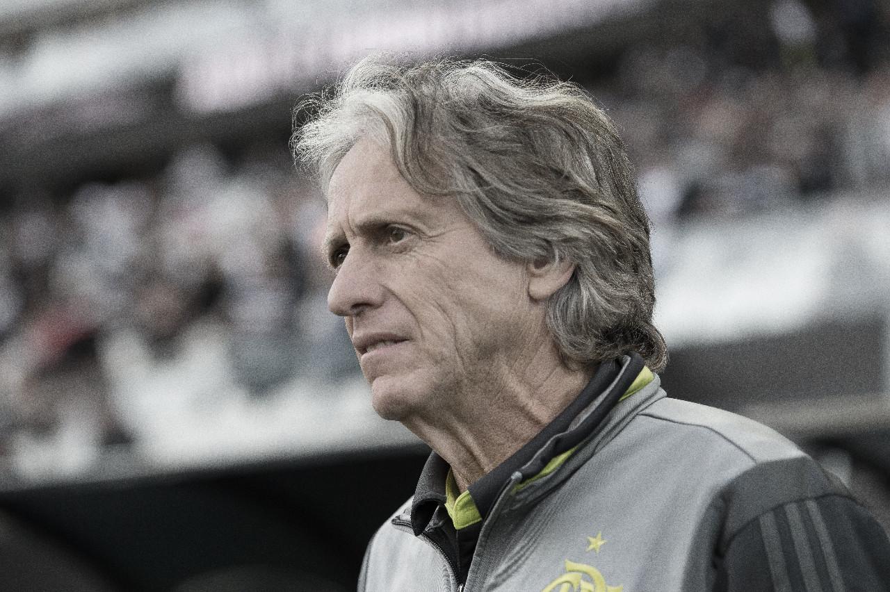 """Jesus condena protesto e fala sobre desfalques do Flamengo: """"Encontrar soluções"""""""