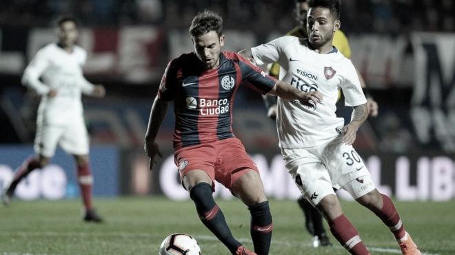 San Lorenzo no hace valer la localía en el partido de ida ante Cerro Porteño