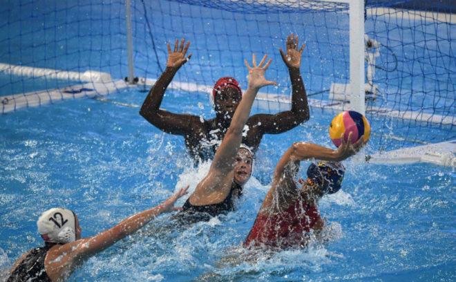 Goles y resumen España 12-8 Estados Unidos en Water Polo Varonil Tokio 2020
