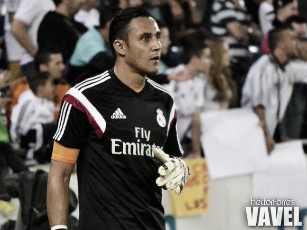 "Keylor Navas: ""Estar en el Real Madrid es un privilegio"""