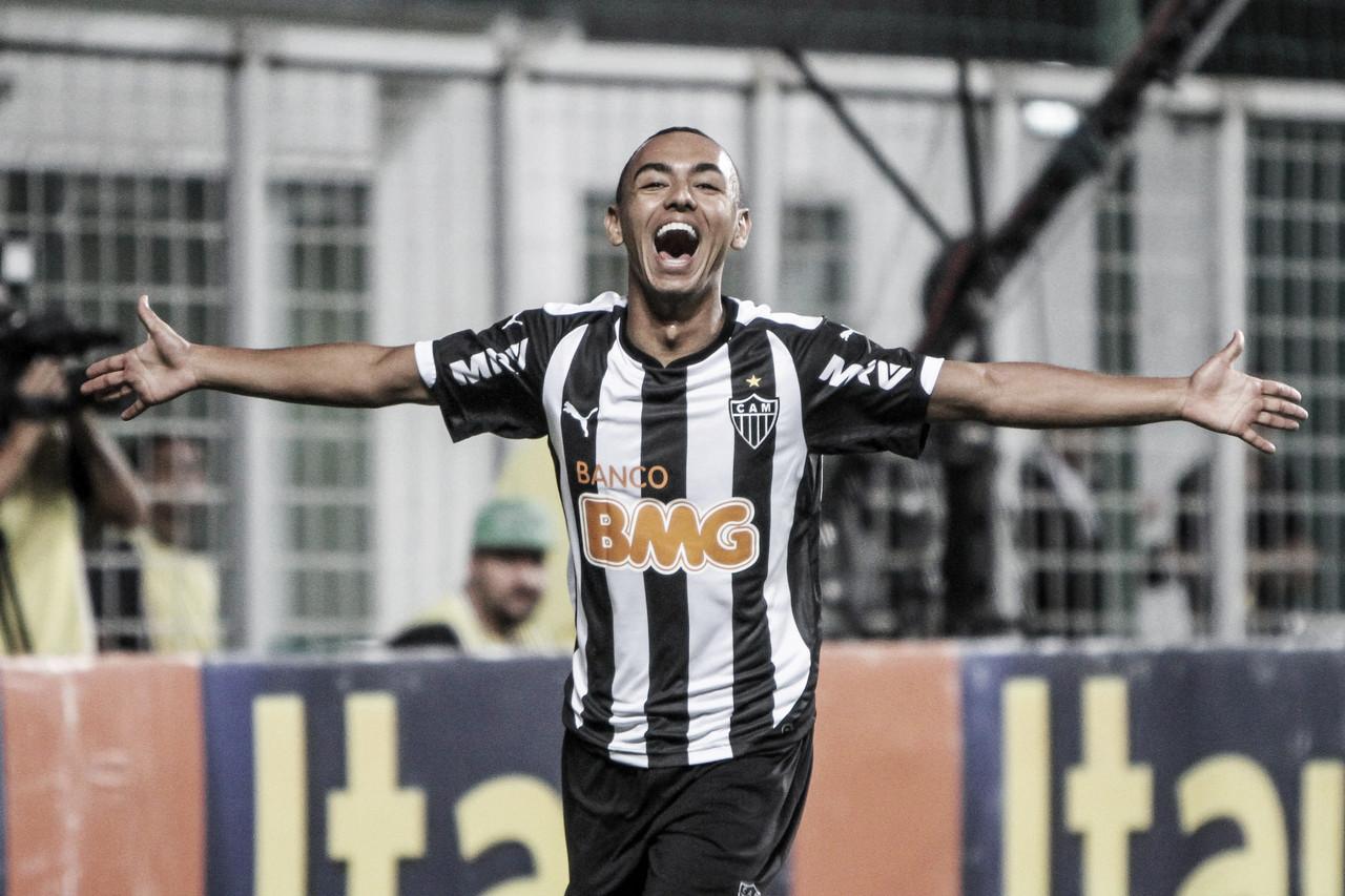 Atlético-MG prorroga vínculo e empresta Dodô ao Fortaleza