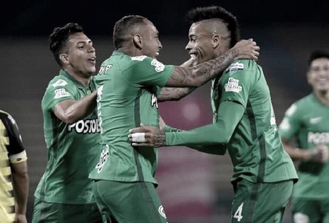 Tras un tropiezo, Atlético Nacional regresó a la victoria goleando