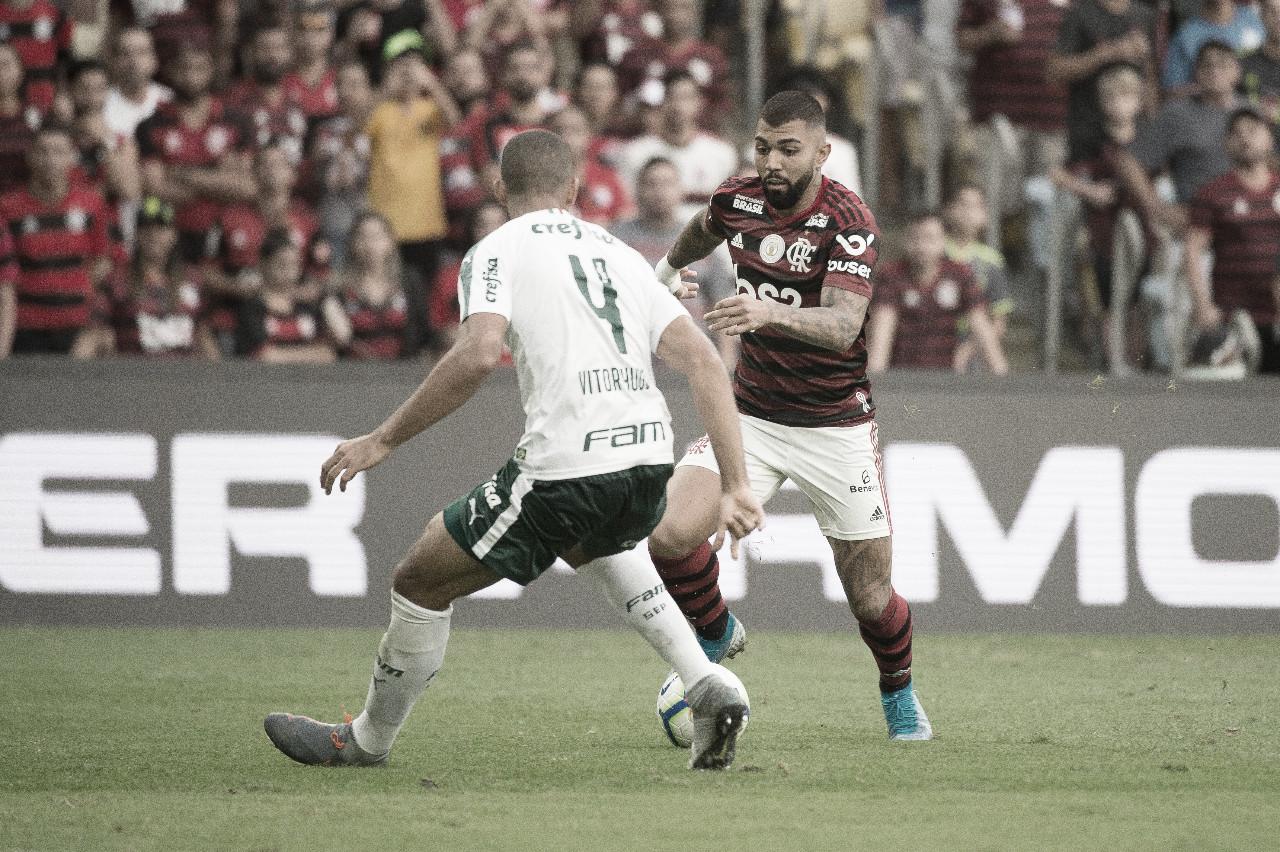 Avaí x Flamengo AO VIVO hoje (0-3)
