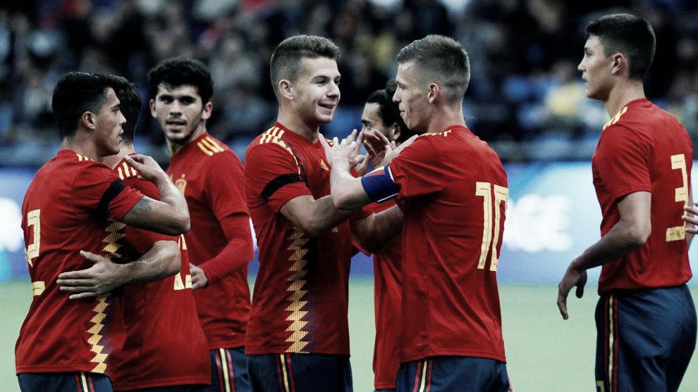 Previa España -Montenegro sub 21: partido para mejorar sensaciones