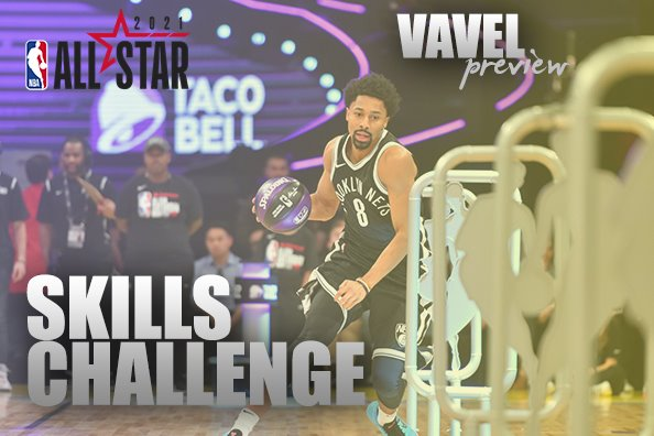 All-Star Weekend: Taco Bell Skills Challenge Preview