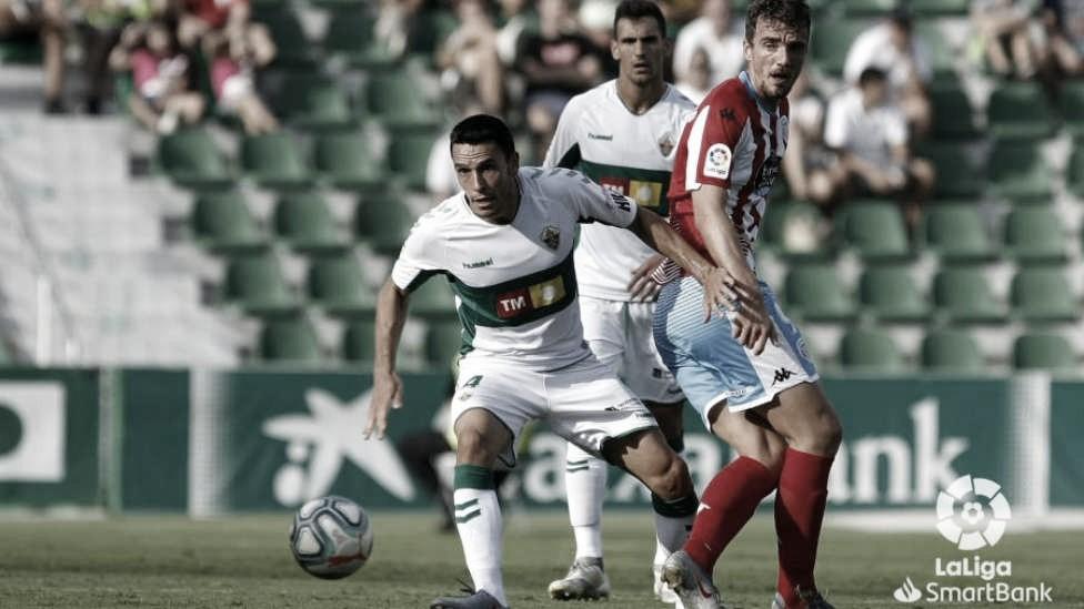 Ramón Folch cierra la plantilla del Tenerife