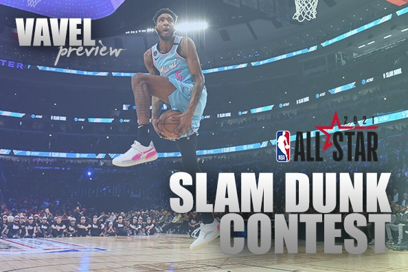 All-Star Weekend: AT&T Slam Dunk Contest Preview