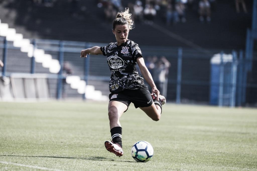 Corinthians volta a vencer Flamengo e está na final do Brasileirão Feminino