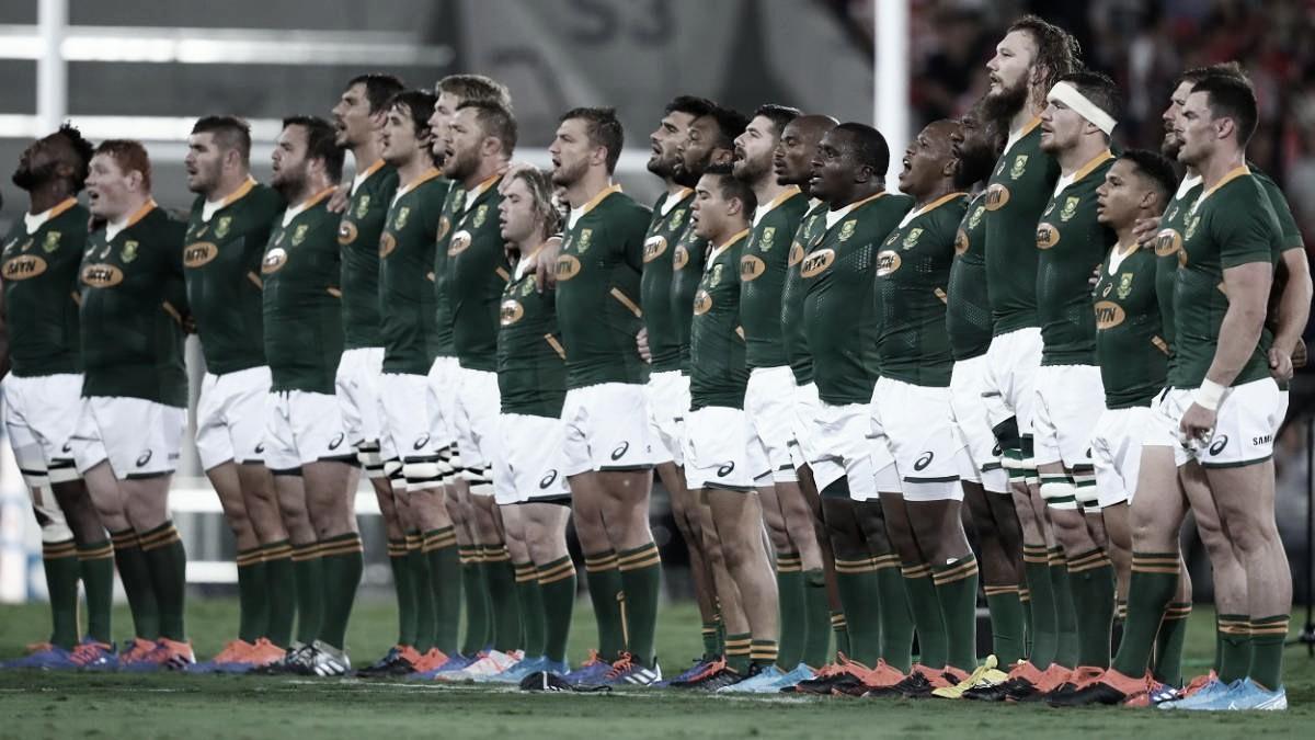 Resumen: Sudáfrica (17-12) Estados Unidos en los Juegos Olímpicos Tokio 2020