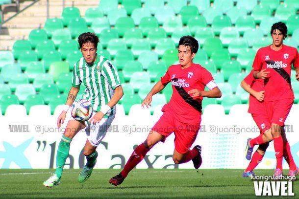 Resultado Real Betis B - Sevilla Atlético en la jornada 12 de la ...