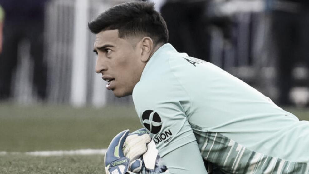 Andrada en Boca disputó 70 encuentros y ganó dos títulos. Foto: Marca.