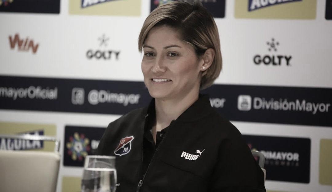 """Sandra Sepúlveda: """"No nos llevamos la copa pero le dejamos una victoria a la hinchada"""""""