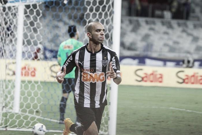 Três anos atrás: Diego Tardelli relembra gol em final da Copa do Brasil contra Cruzeiro
