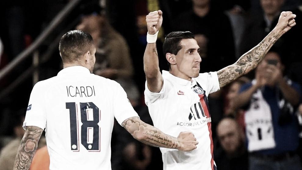 Tres campeones argentinos en Francia