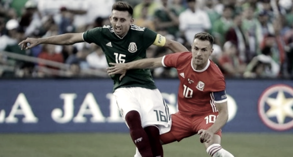 Mexico National Team: Takeaways from Wale Draw