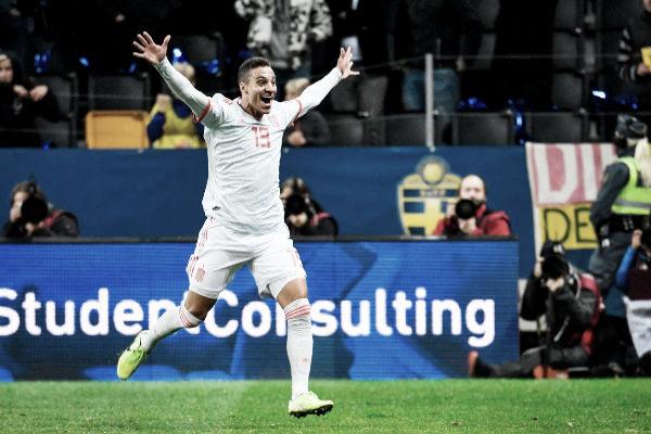 Rodrigo clasifica a España en el último suspiro
