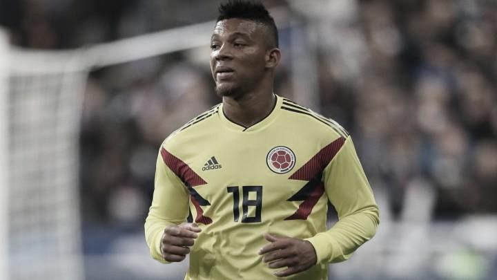 Frank Fabra se suma a la convocatoria colombiana para la Copa América